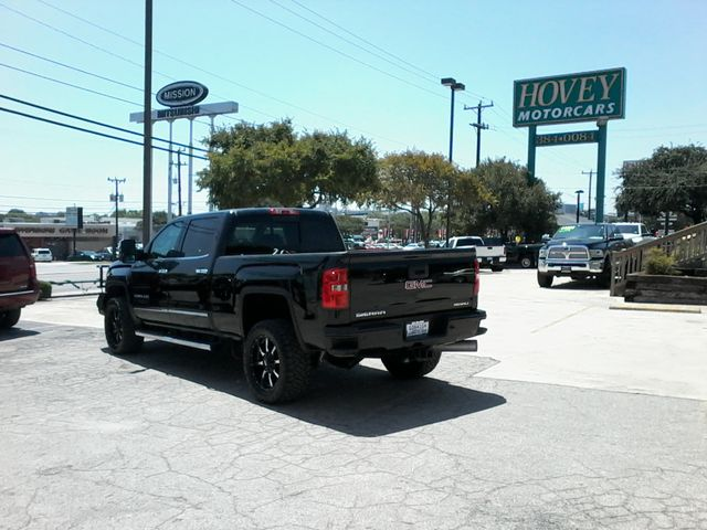 2016 GMC Sierra 2500HD Denali San Antonio, Texas 4