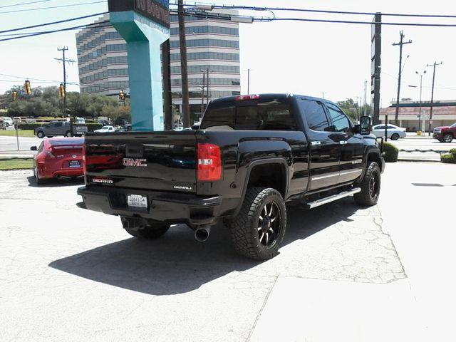 2016 GMC Sierra 2500HD Denali San Antonio, Texas 6