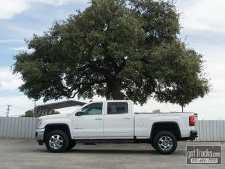 2016 GMC Sierra 2500HD Crew Cab SLE 6.6L Duramax turbo Diesel 4X4 in San Antonio, Texas 78217