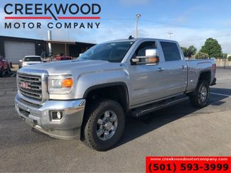 2016 GMC Sierra 2500HD SLT 4x4 Diesel Z71 Silver Leather Nav Chrome CLEAN in Searcy, AR 72143