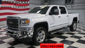 2016 GMC Sierra 2500HD SLT 4x4 Diesel Z71 White Nav Roof 20s 1 Owner NICE in Searcy, AR 72143