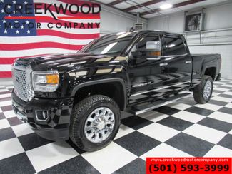2016 GMC Sierra 2500HD Denali 4x4 Diesel 20s Black Nav Roof Tv Dvd CLEAN in Searcy, AR 72143