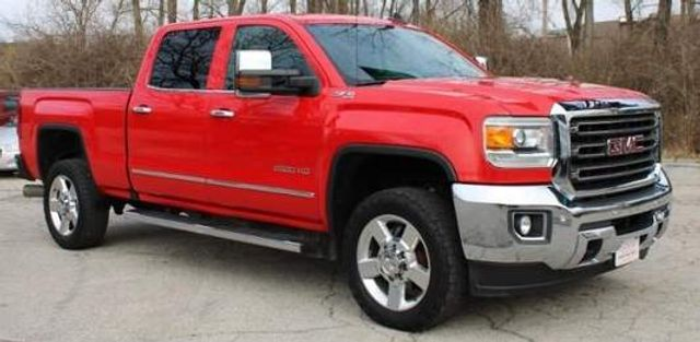 2016 GMC Sierra 2500HD SLT St. Louis, Missouri 0