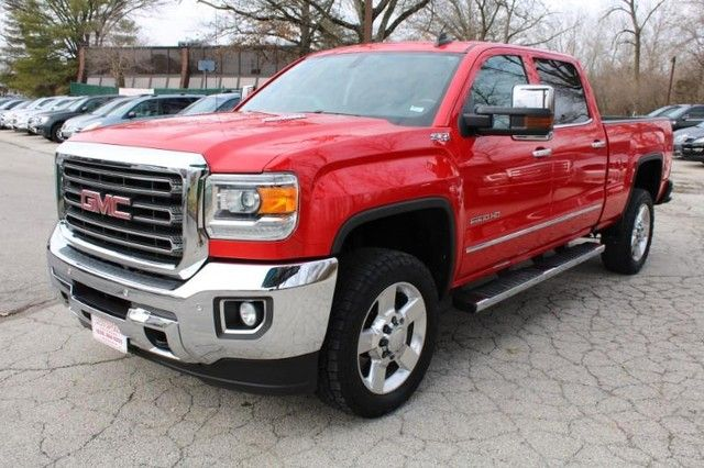 2016 GMC Sierra 2500HD SLT St. Louis, Missouri 2