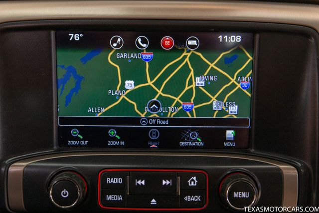2016 GMC Sierra 3500HD Denali 4x4 in Addison, Texas 75001