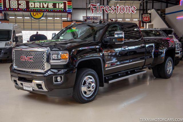 2016 GMC Sierra 3500HD Denali in Addison, Texas 75001