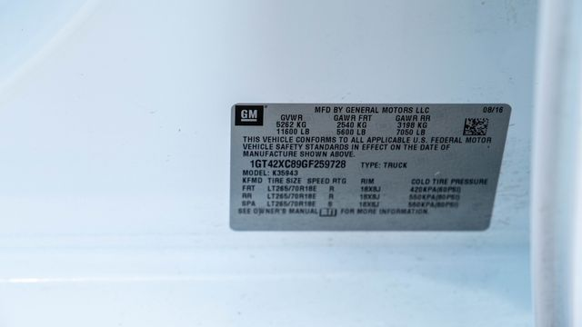 2016 GMC Sierra 3500HD SLT SRW 4x4 in Addison, Texas 75001