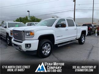 2016 GMC Sierra 3500HD Denali   Orem, Utah   Utah Motor Company in  Utah