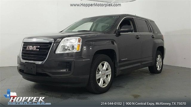 2016 GMC Terrain SLE-1 in McKinney, Texas 75070