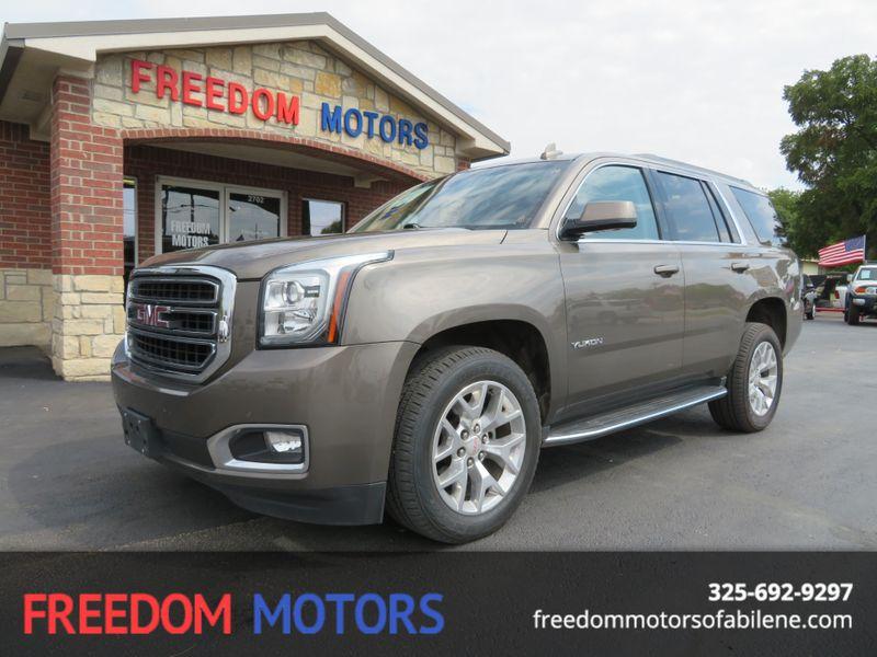 2016 GMC Yukon SLT | Abilene, Texas | Freedom Motors  in Abilene Texas