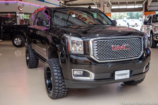 2016 GMC Yukon Denali 4WD in Addison, Texas 75001
