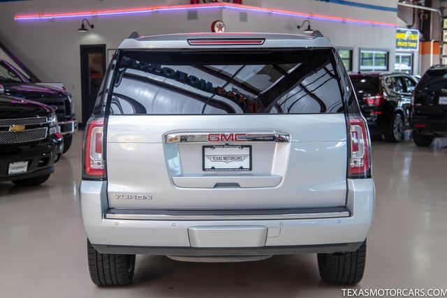 2016 GMC Yukon Denali 4x4 in Addison, Texas 75001