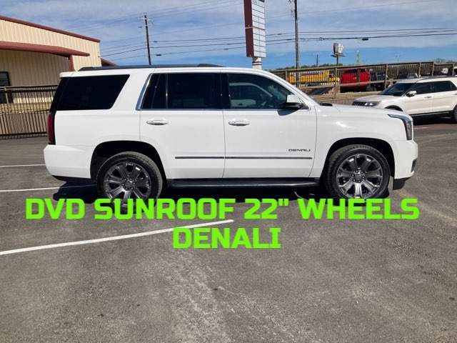2016 GMC Yukon Denali Ultimate in Boerne, Texas 78006