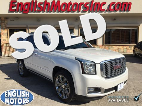 2016 GMC Yukon Denali  in Brownsville, TX