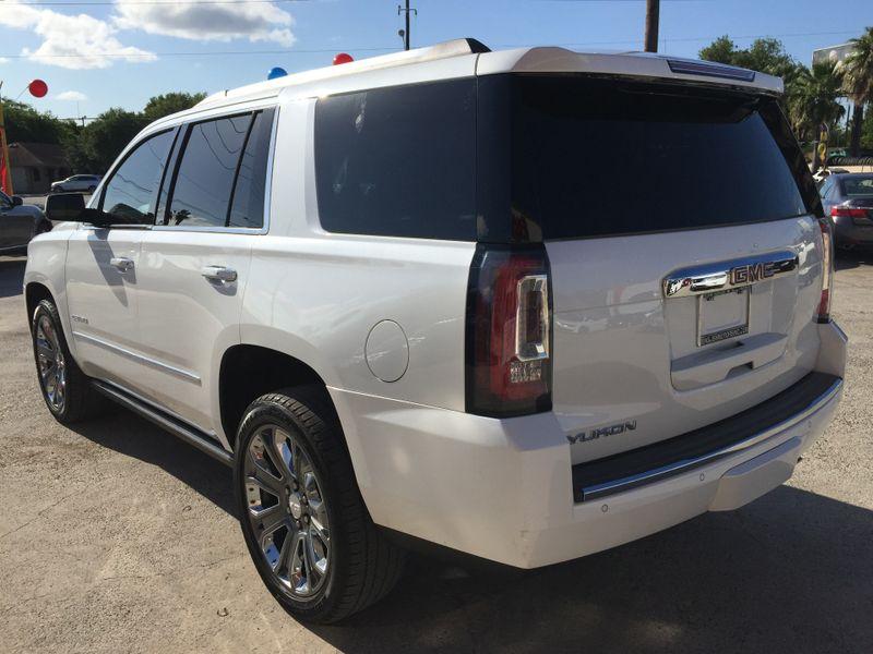 2016 GMC Yukon Denali   Brownsville TX  English Motors  in Brownsville, TX