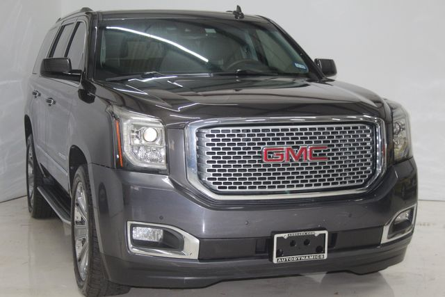 2016 GMC Yukon Denali Houston, Texas 2