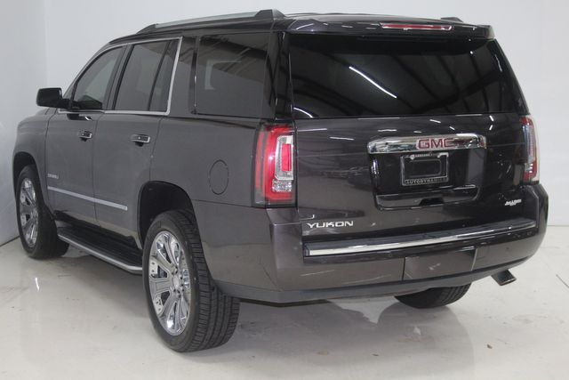 2016 GMC Yukon Denali Houston, Texas 11