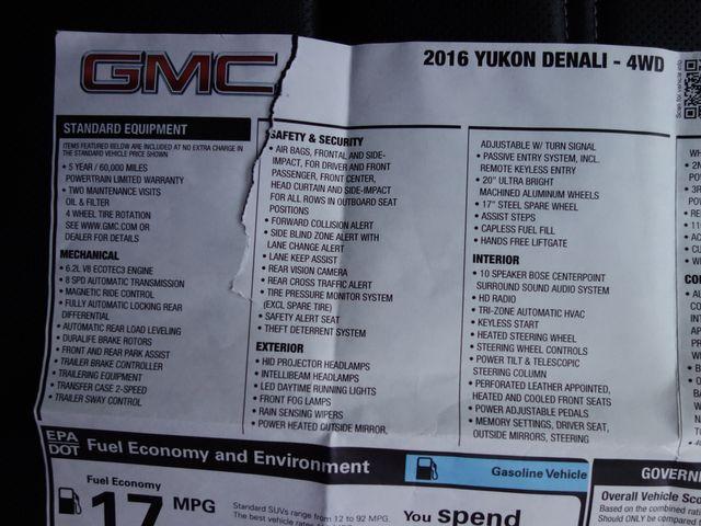 2016 GMC Yukon Denali in Marion, AR 72364