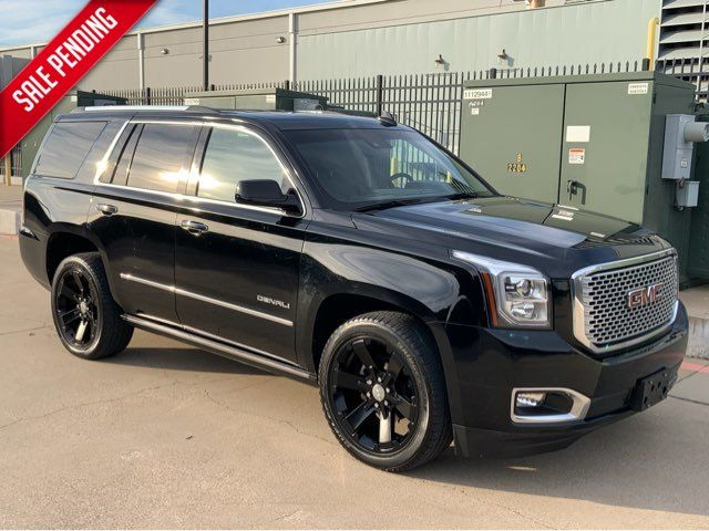 2016 GMC Yukon Denali 1-Owner * 22s * DVD * Sunroof * QUADS * Pwr Boards in Plano, Texas 75093