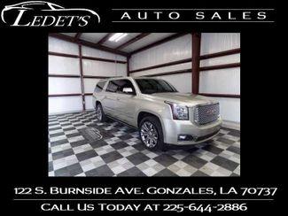 2016 GMC Yukon XL Denali - Ledet's Auto Sales Gonzales_state_zip in Gonzales