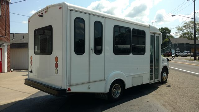 2016 Goshen Coach Wheelchair Accessible BUS 12 Passenger - 10&2 floor plan Alliance, Ohio 2