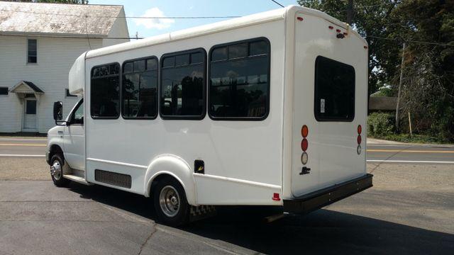 2016 Goshen Coach Wheelchair Accessible BUS 12 Passenger - 10&2 floor plan Alliance, Ohio 3
