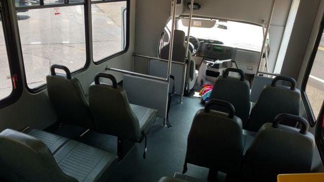 2016 Goshen Coach Wheelchair Accessible BUS 12 Passenger - 10&2 floor plan Alliance, Ohio 5