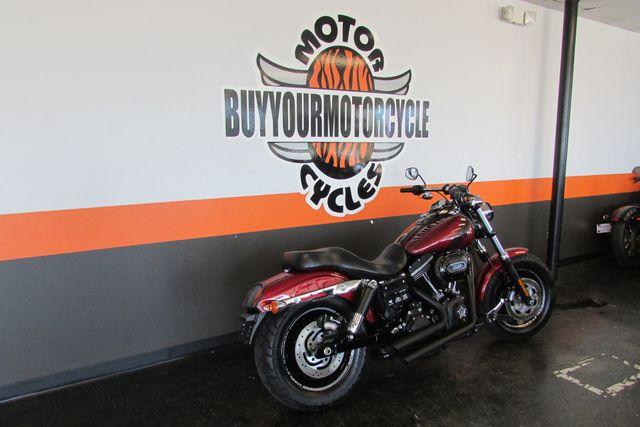2016 Harley-Davidson Dyna® Fat Bob® Arlington, Texas 1