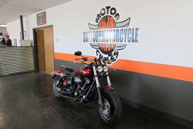 2016 Harley-Davidson Dyna® Fat Bob® Arlington, Texas 2