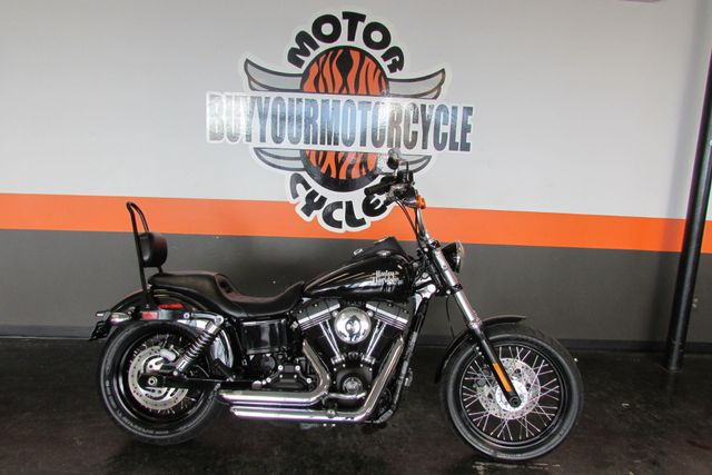 2016 Harley-Davidson Dyna® Street Bob® in Arlington, Texas 76010