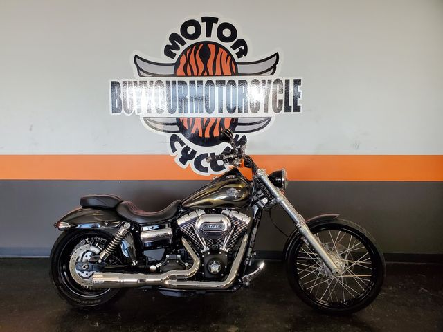 2016 Harley-Davidson Dyna® Wide Glide® in Arlington, Texas 76010