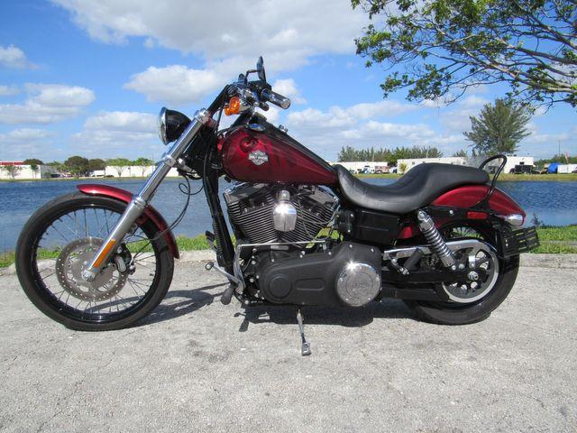 2016 Harley-Davidson Dyna® Wide Glide® in Dania Beach , Florida 33004