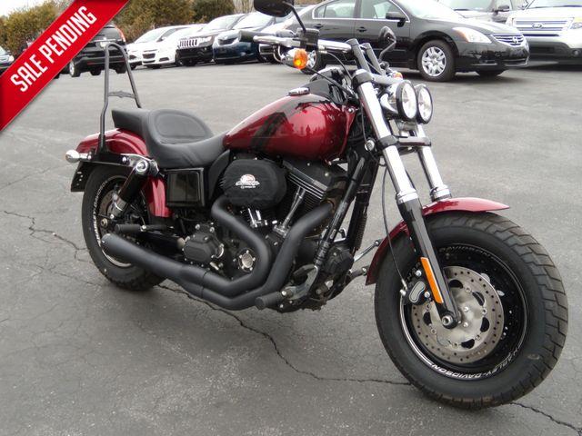 2016 Harley-Davidson Dyna® Fat Bob®