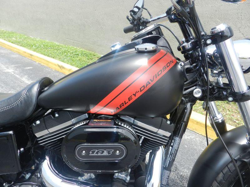 2016 Harley-Davidson Dyna Fat Bob FXDF 103  city Florida  MC Cycles  in Hollywood, Florida