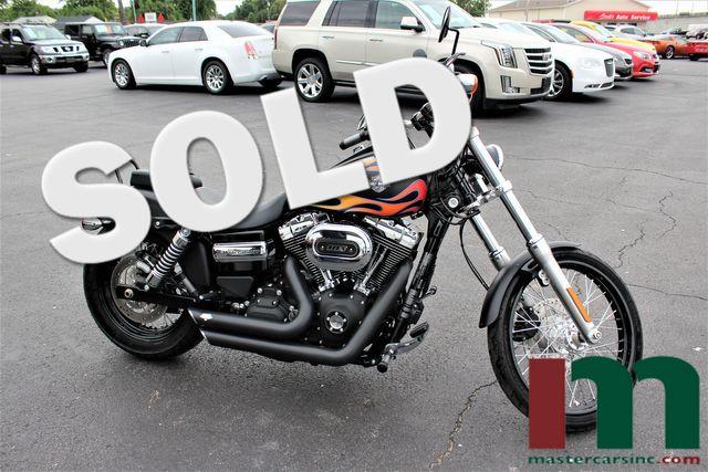 2016 Harley-Davidson Dyna® Wide Glide® | Granite City, Illinois | MasterCars Company Inc. in Granite City Illinois