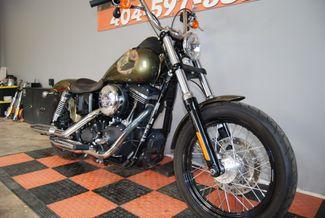 2016 Harley-Davidson Dyna® Street Bob® Jackson, Georgia 2