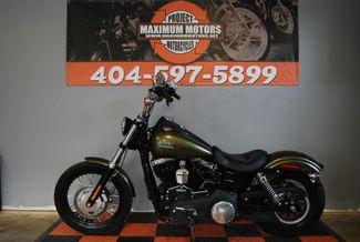 2016 Harley-Davidson Dyna® Street Bob® Jackson, Georgia 8