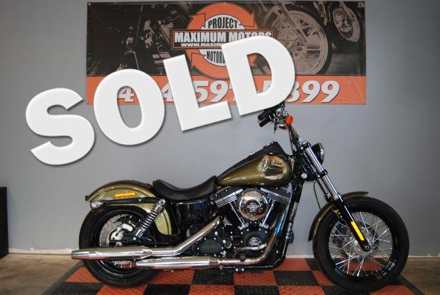 2016 Harley-Davidson Dyna® Street Bob® Jackson, Georgia