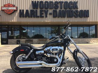 2016 Harley-Davidson DYNA WIDE GLIDE FXDWG WIDE GLIDE FXDWG in Chicago Illinois, 60555