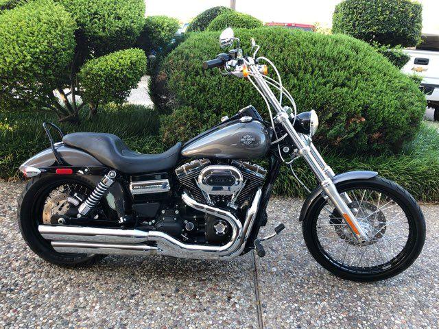 2016 Harley-Davidson Dyna Wide Glide Wide Glide®