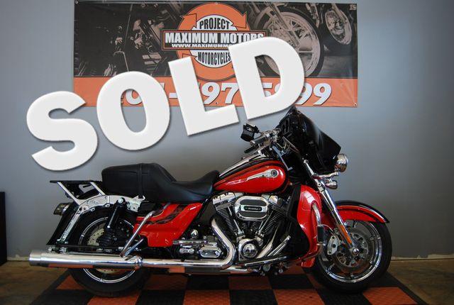 2016 Harley-Davidson Electra Glide® CVO™ Limited Jackson, Georgia