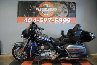 2016 Harley-Davidson Electra Glide® CVO™ Limited Jackson, Georgia 11