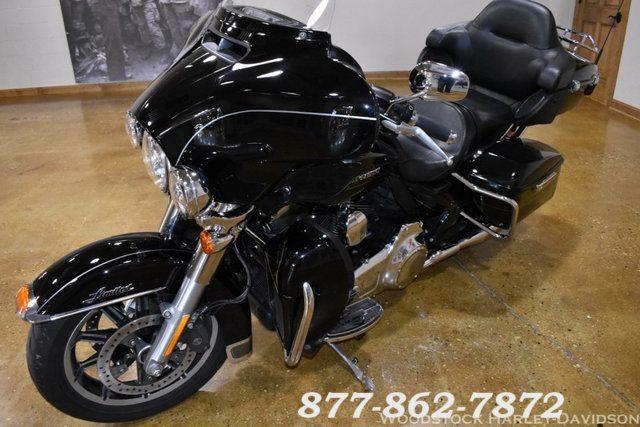 2016 Harley-Davidson ELECTRA GLIDE ULTRA LIMITED LO FLHTK ULTRA LIMITED FLHTKL Chicago, Illinois 5