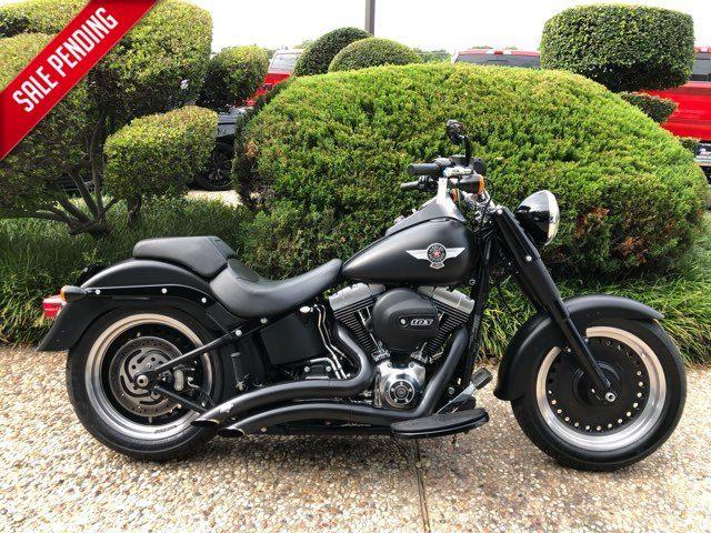 2016 Harley-Davidson Fat Boy Lo
