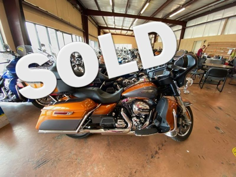 2016 Harley-Davidson FLHTCU Ultra Classic EG   - John Gibson Auto Sales Hot Springs in Hot Springs Arkansas