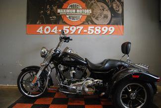 2016 Harley-Davidson FLRT Freewheeler Jackson, Georgia 8