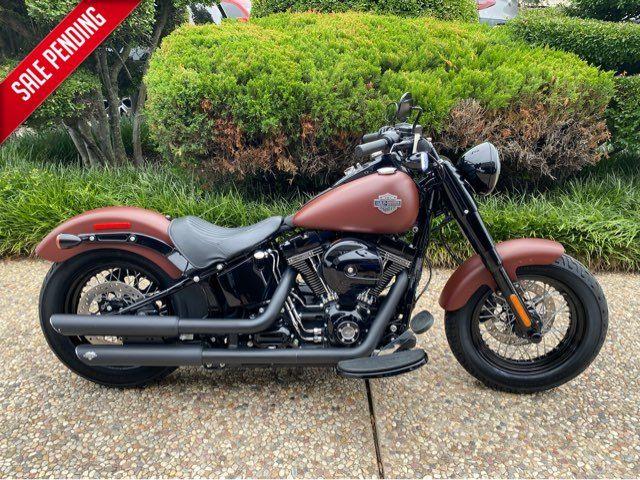 2016 Harley-Davidson FLSS Softail Slim S 110