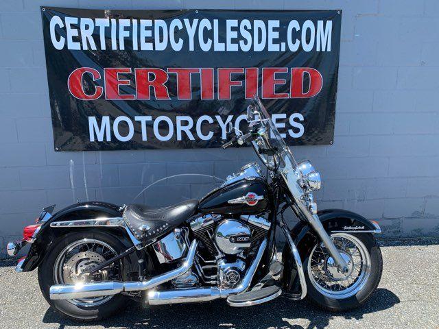 2016 Harley-Davidson FLSTC Heritage Softail