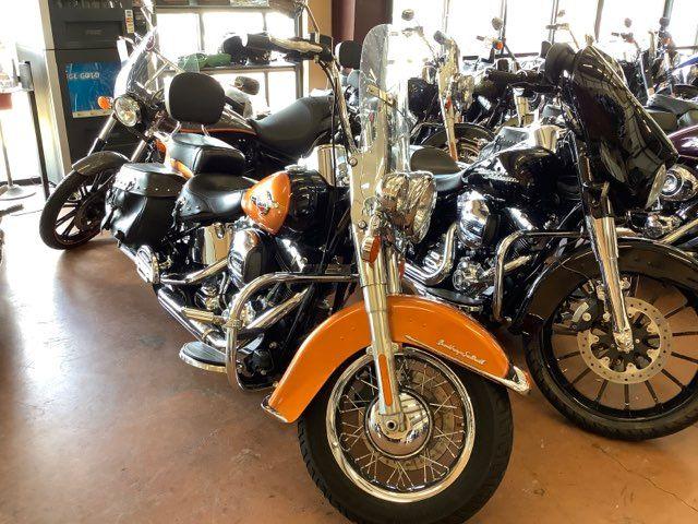 2016 Harley-Davidson FLSTC Heritage Softail   - John Gibson Auto Sales Hot Springs in Hot Springs Arkansas