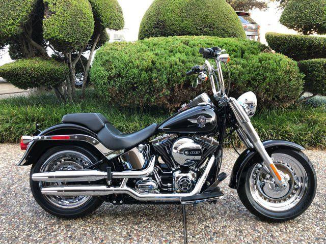 2016 Harley-Davidson FLSTF Fat Boy